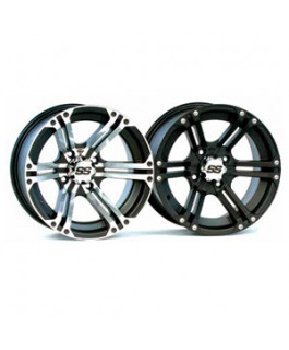 """SS212 12"""", 14"""" and 15"""" Wheels"""