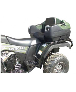 Oversized luggage rack * rear for Arctic cat TRV 2 seater