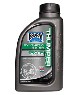 Works Thumper racing full synthetic ester 4T engine oil