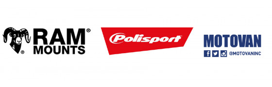 Motovan Adds Ram Mounts and Polisport to its Portfolio