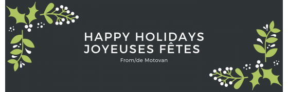 Motovan Supports Local Charities for the Holidays