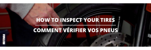 Tuesday Tips - How To Inspect Your Tires