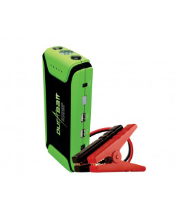 DB-200 All-in-one portable mini jump starter (12.000 mA)