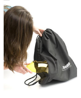 Sac Pac helmet bag