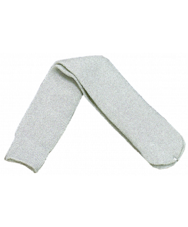 Thermo-comfort sock liners with Lurex