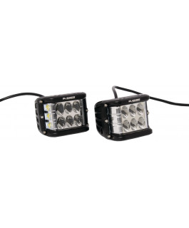 SS LED Wide beam cube lights