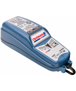 OptiMate 5 Voltmatic (2.8 AMPS)The first retail charger to desulfate and recover 6V and 12V batteries