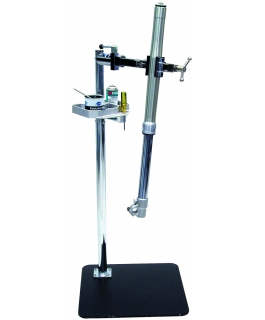 Floor model workstand without base