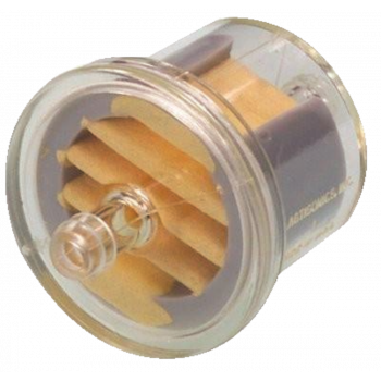 Drum style polymer treated paper filter Fuel Filters
