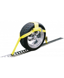 E-Track adjustable tire strap