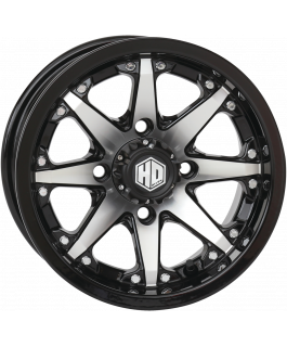 HD10 Alloy wheels