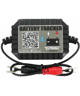 Wireless lead-acid battery tracker