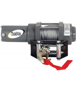 Quadrax 2500 winch