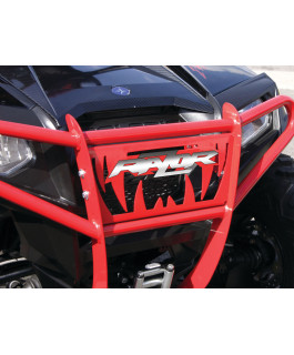 Fang shaped grill protector