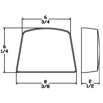Max-Classic Short Pad Parts & Other Accessories