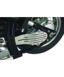Chrome Drive shaft cover