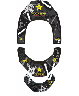 Padding & sticker kit Kevin Windham Geico for GPX braces