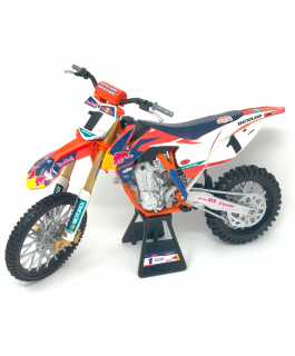 2017 KTM 450 SX-F Champ Edition 1:10