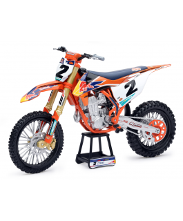 2019 Red Bull KTM Factory team 450 SX-F 1:10
