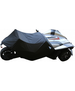 SS-500 Half cover for Polaris Slingshot