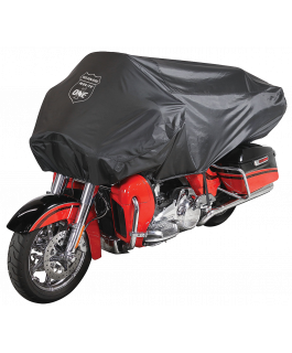 DEX-RT1H Defender Extreme Touring and Adventure motorcycle half-cover