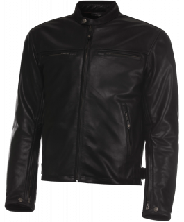 Men's Bishop leather jacket
