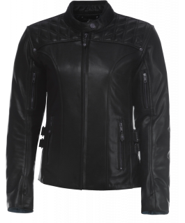 Women's Janis leather jacket