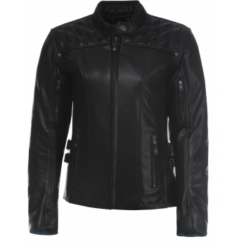 Women's Janis leather jacket Motorcycle Jackets & Pants