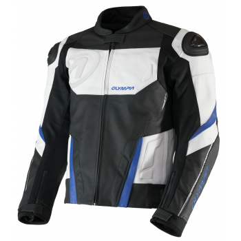 Men's Kanto leather sport jacket Motorcycle Jackets & Pants