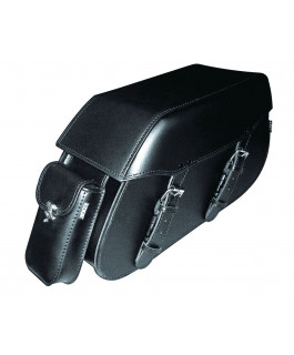 Saddlebag personal pouch