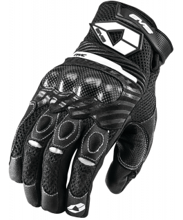 NYC Mesh & leather sport gloves