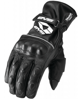 CYCLONE Leather & textile thermal waterproof gloves