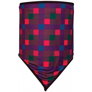 Polyester and fleece combo gaiter