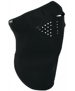 3-panel Neo-X neoprene half-mask