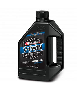 V-Twin 100% synthetic primary fluid