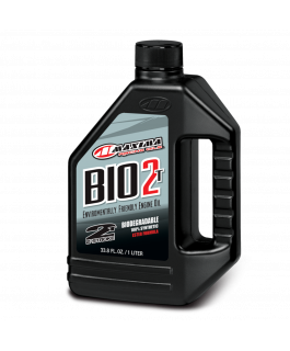 Bio 2T 100% synthetic racing oil for injector or premix