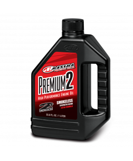 Premium 2 ester based semi-synthetic oil