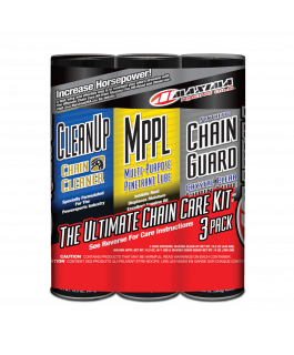 Chain Care kit with Chain Guard