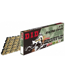 520ATV2 ATV Racing Gold/Black