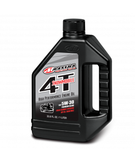 4T snowmobile oil