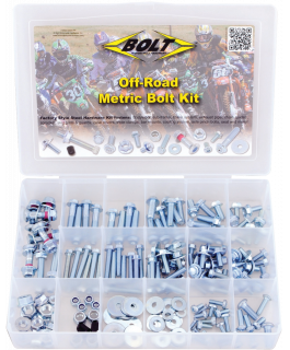 Universal metric bolt kit
