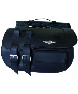 Nevada Classic saddlebags