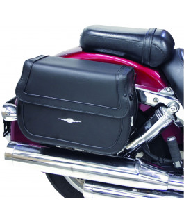 California Sleek saddlebag