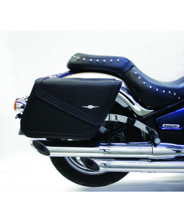 Indiana Sleek saddlebags