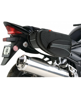 CL-890 Mini expandable sport saddlebags