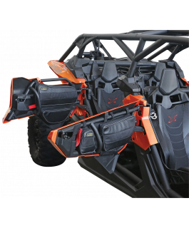 RG-X3R Can-Am Maverick Rear door bag set