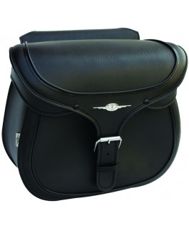 Dallas Sleek saddlebags