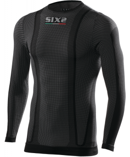 TS2L Long-sleeve round neck jersey carbon Underwear®