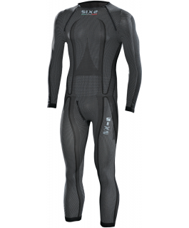 One-piece undersuit carbon Underwear®