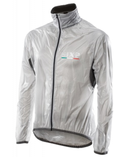 Ultralight clear rain Ghost Jacket